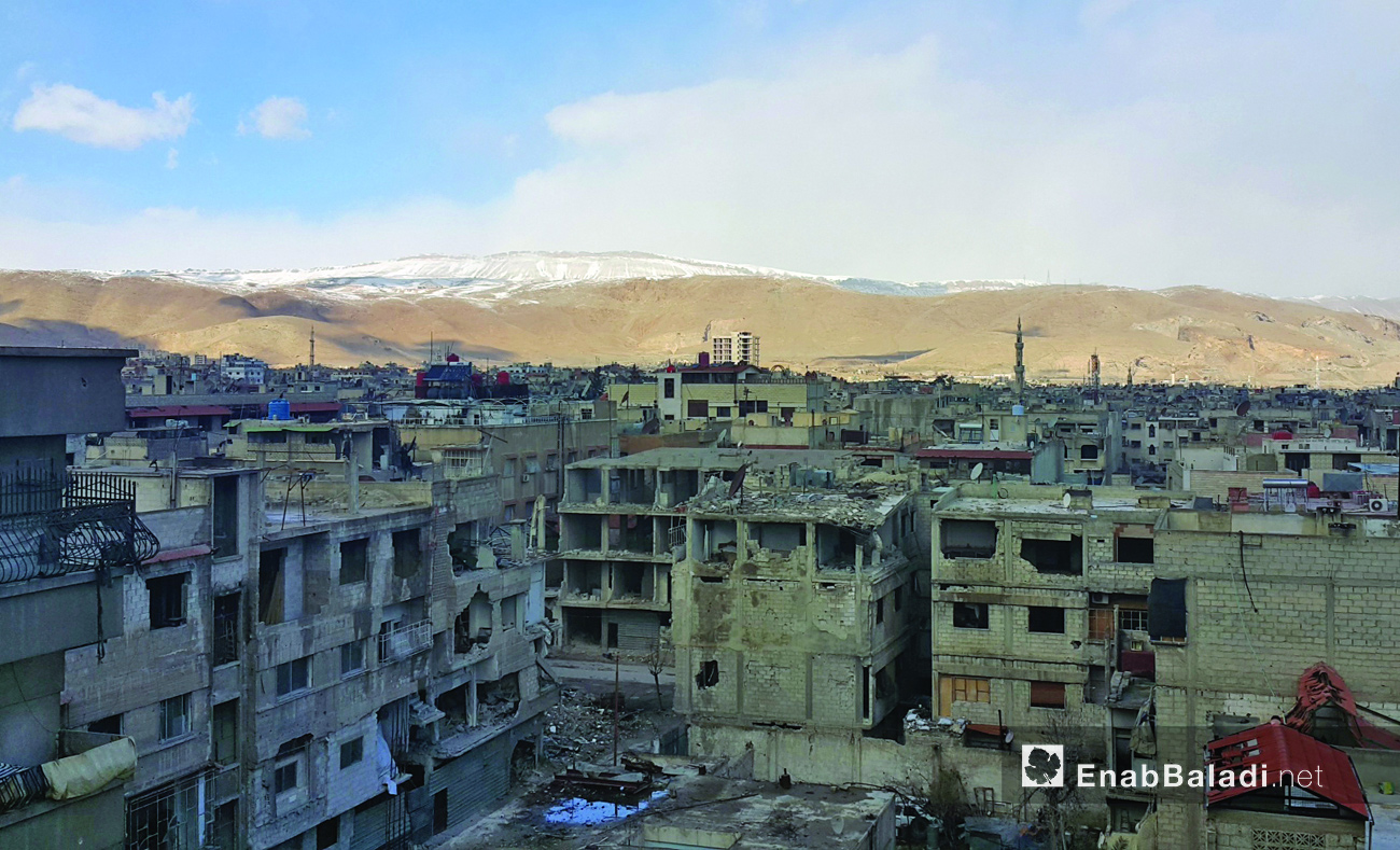 Breakdown: What Remains of the Armed Opposition in Damascus