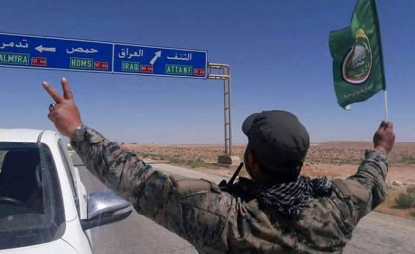 Al-Tanf: A Base for Washington or a Damascus-Tehran Crossing? - The