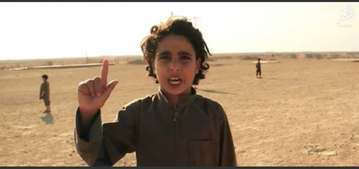 ISIS Child Soldiers Execute Pro-Regime Fighters in Deir-ez-Zor