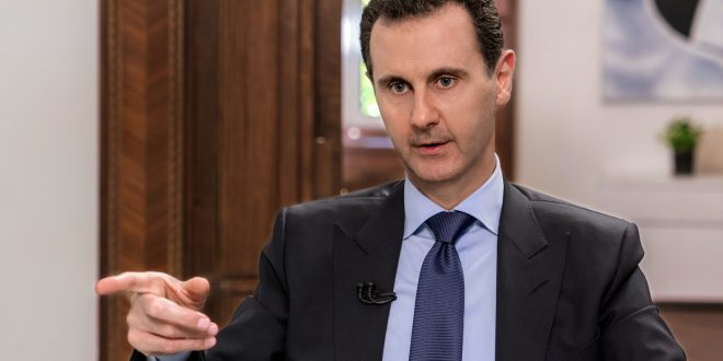 Assad Pledges to Regain Control of Northern Syria and Rejects Western Funding for Reconstruction