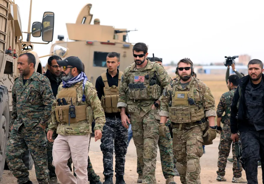 U.S. Is in Syria Until Iranian 'Commanded Forces' Leave