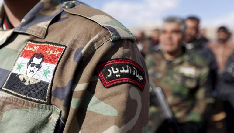 Assad Calls on Alawite Youth to Join Military