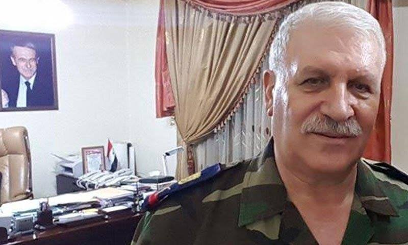 Who's Who: Major General Adeeb Namr Salameh