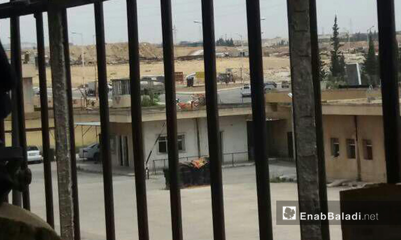 Communications Cut With Striking Prisoners in Hama