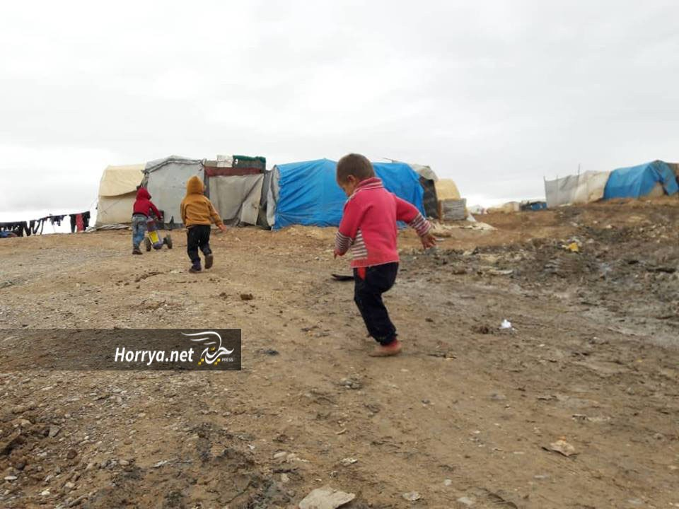 Response Coordinators Call for Assistance for Northern Syrian Camps