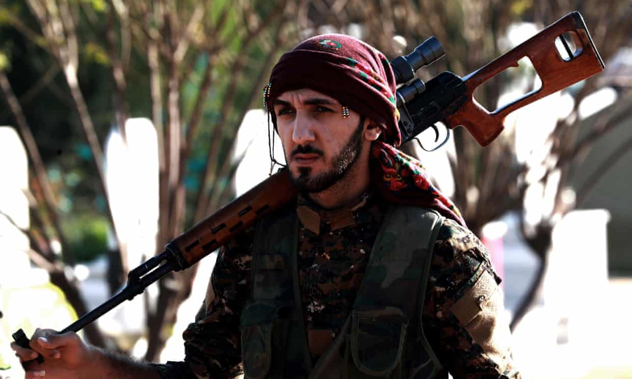 Kurdish-led fighters take last Isis stronghold in Syria, activists say