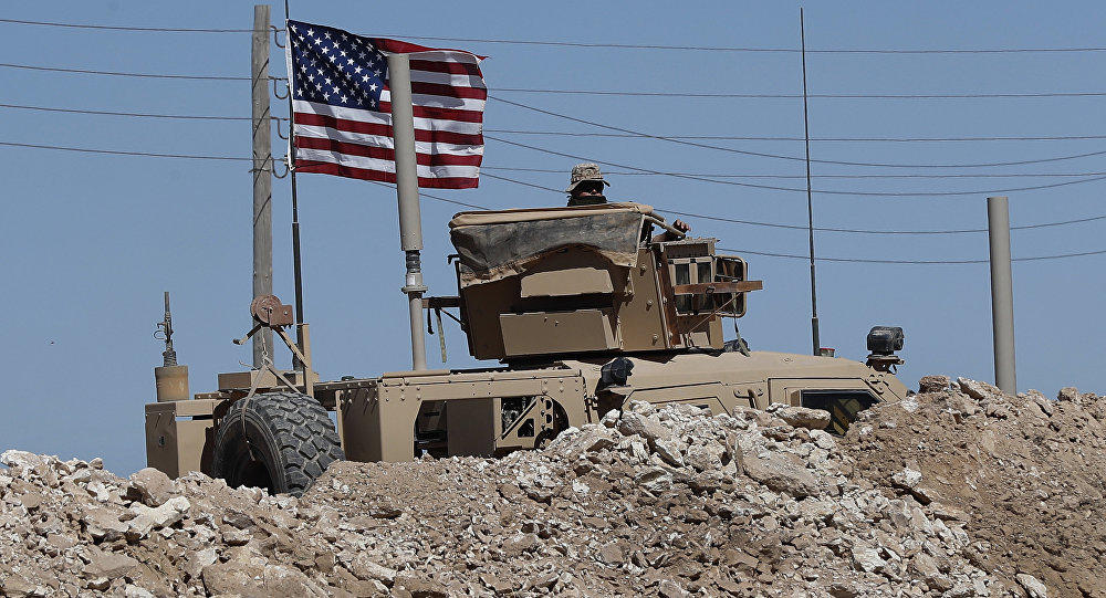 Washington says observation posts in place on Syria border despite Turkey's opposition