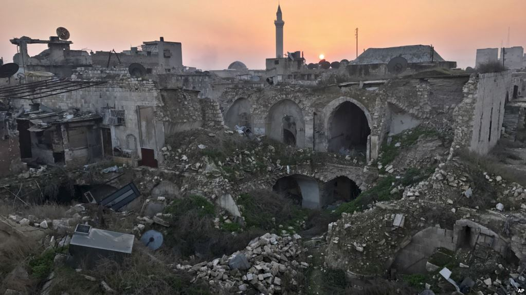 Syrian Civilians Face Enormous Challenges amid War's Toll