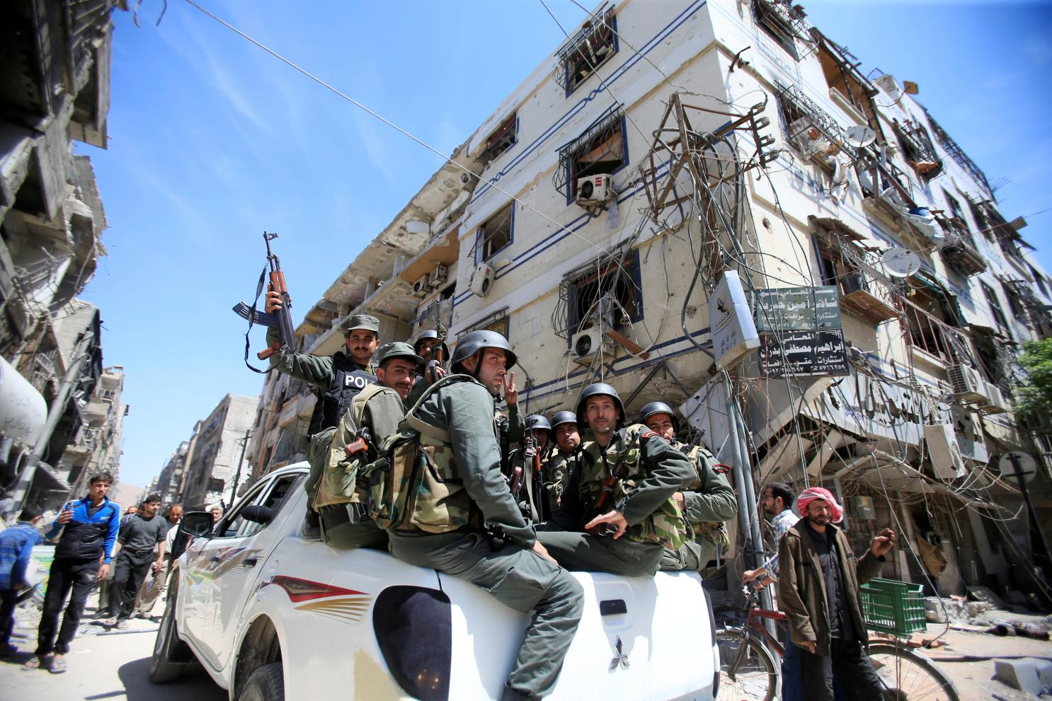 When Will Trump Bring Home U.S. Forces from Syria?
