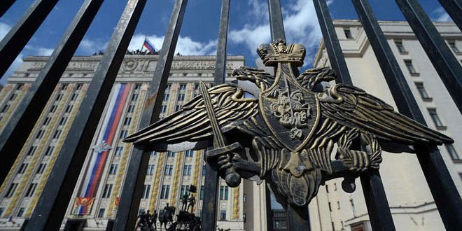 Russian MoD: US Protects Thousands of Terrorists Around al-Tanf
