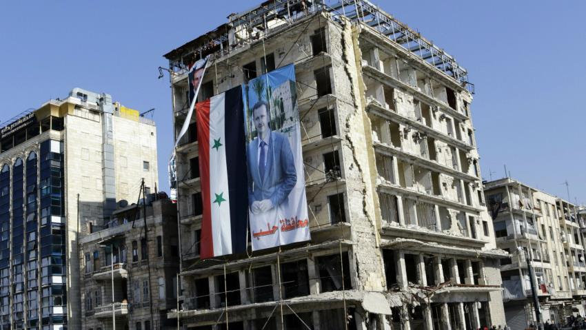 Assad Regime Seizes Homes Using Anti-Terror Laws