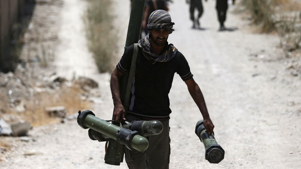 Israel Just Admitted Arming anti-Assad Syrian Rebels. Big Mistake