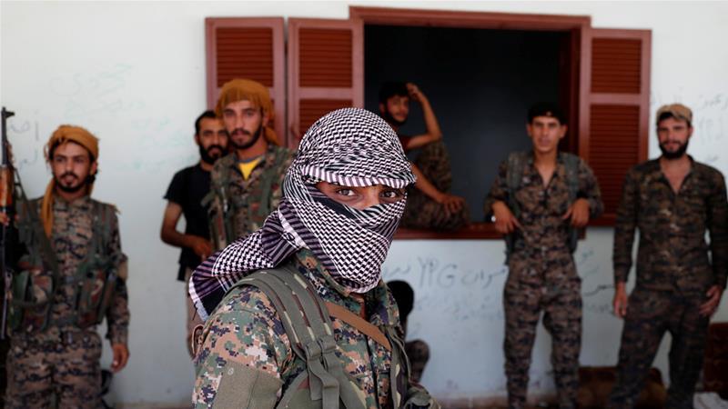 Erdogan: Turkey to set up 'security zone' in Syria