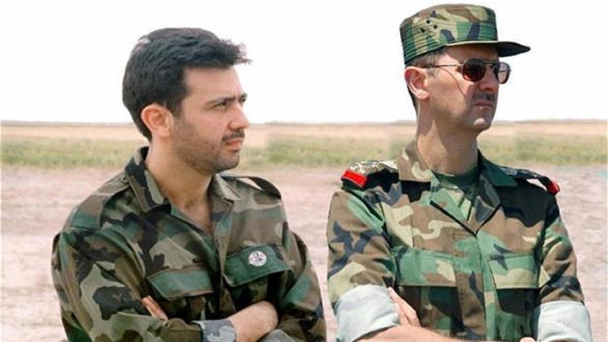 Siria: se globaliza el conflicto. - Página 32 Tention-between-Maher-Assad-and-Suhail-al-Hasan