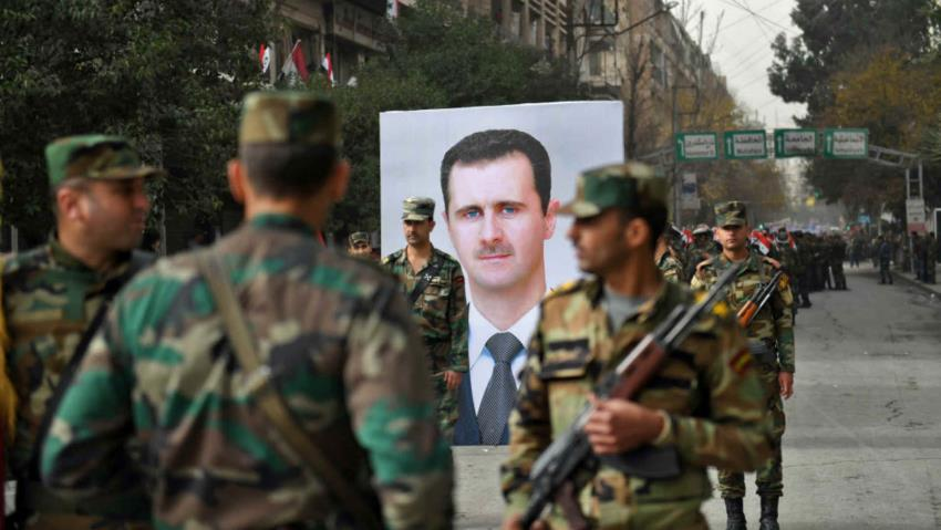 Rehabilitating Syria's Assad, the Greatest Criminal of Our Time