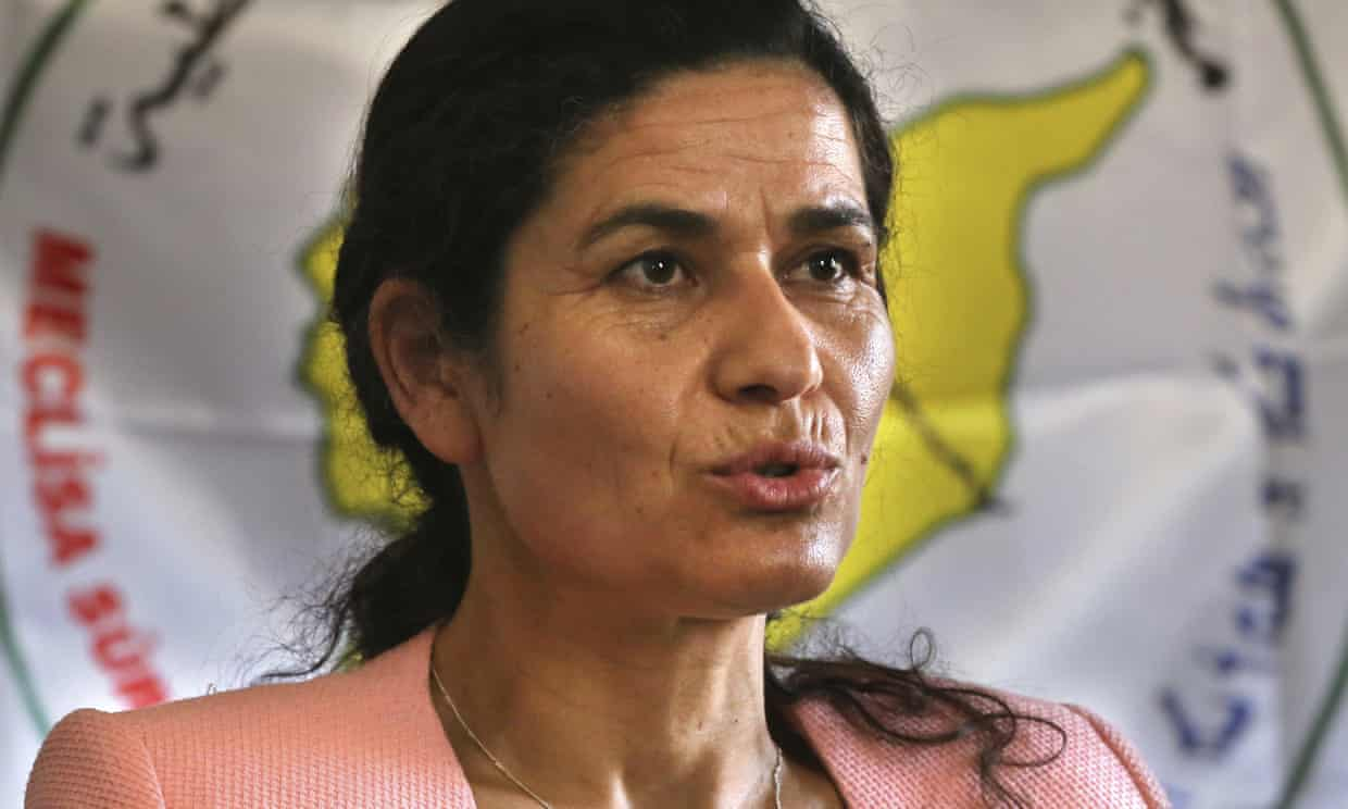 Syrian Kurdish leader: border force needed to protect us from Turkey