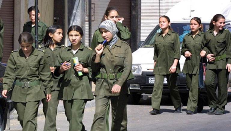 Teachers Attacked by Regime Militia Members