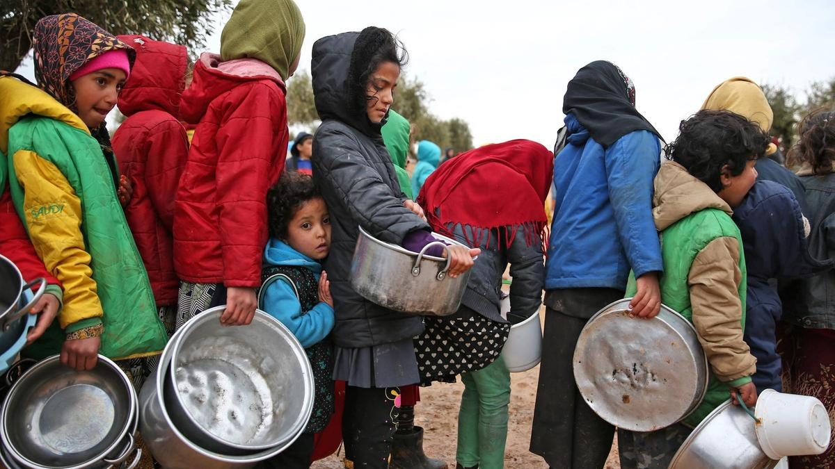 After the bombs: returning Syrians face a bleak future of poverty, hunger, queues for fuel and frequent blackouts