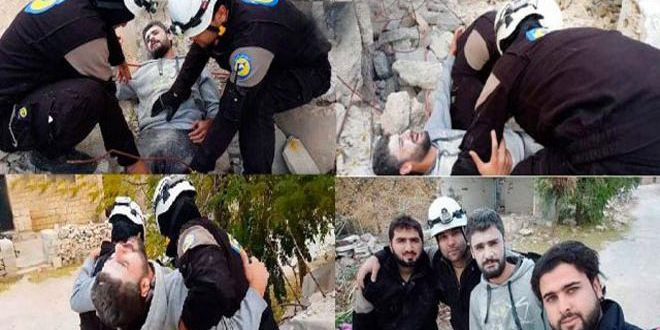 UK Resettles 100 Members of the White Helmets