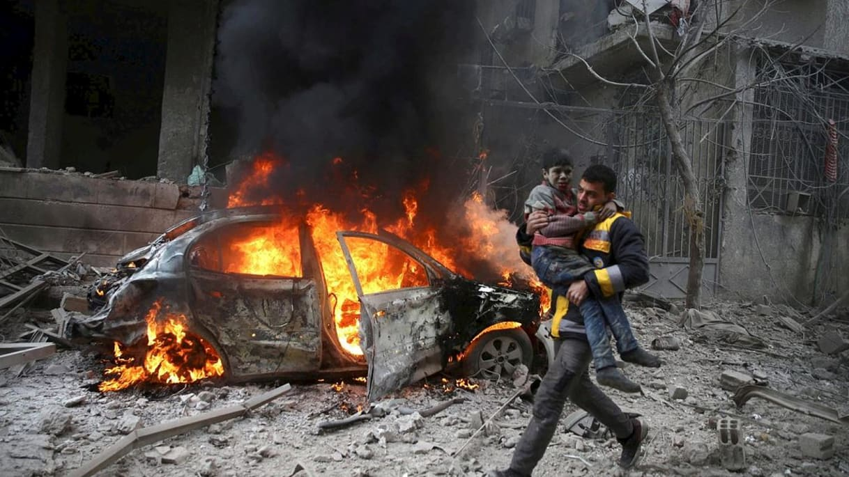 How Assad Defied the Odds, Won in Syria and Pushed the U.S. Out
