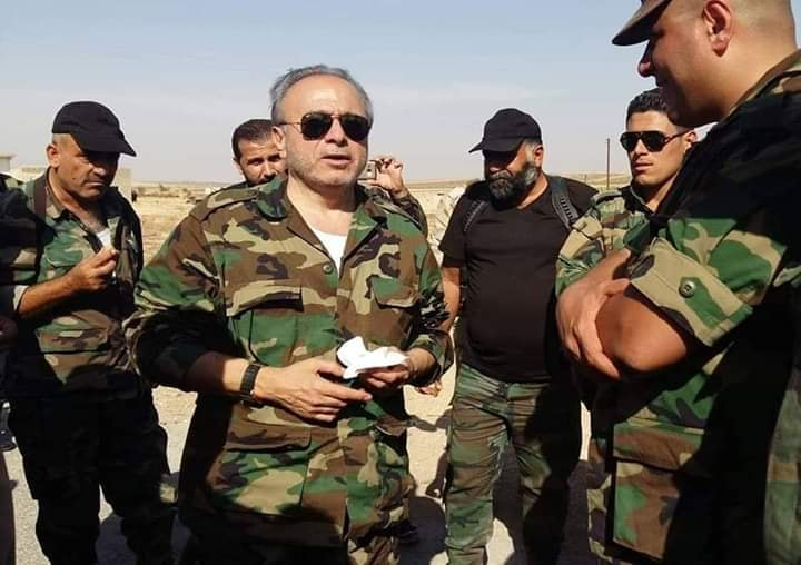 Who's Who: Major-General Kifah al-Milhem