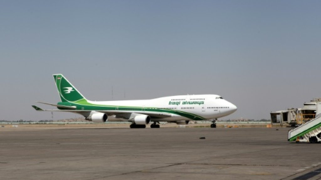 Iraqi Airways to resume flights to Syria after 8-year break