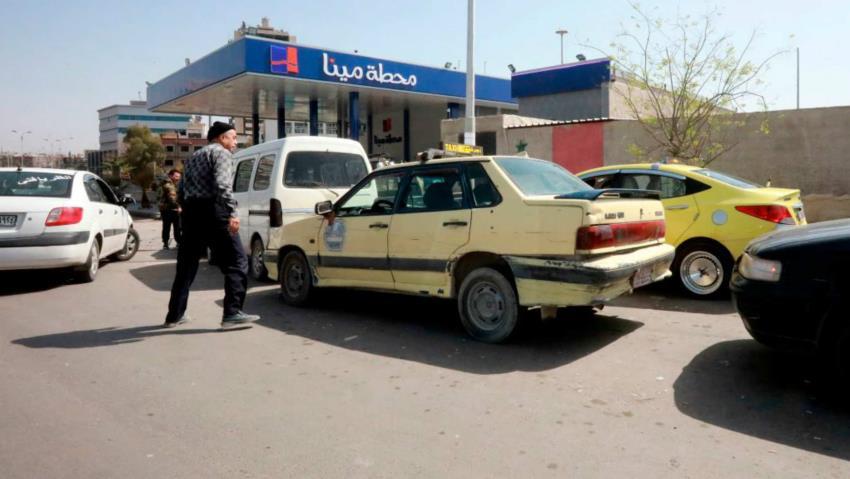Syria's Fuel Crisis Reveals a Corrupt Assad Regime