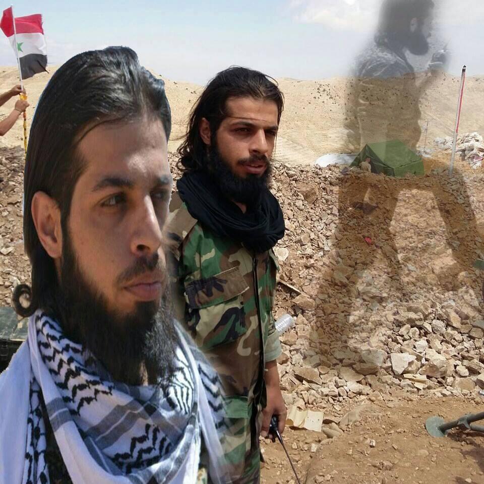 Who's Who: Fadi al-Mallah