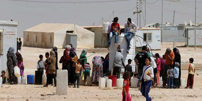 Syria and Russia Hold UN Responsible for Humanitarian Catastrophe at al-Hol Camp