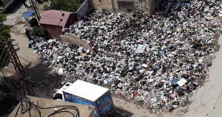 Buried in Trash: The Syrian Regime Punishes Lattakia Residents
