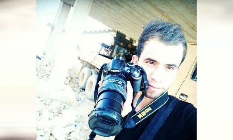 Media Activist Killed While Covering Fighting in Hama Countryside
