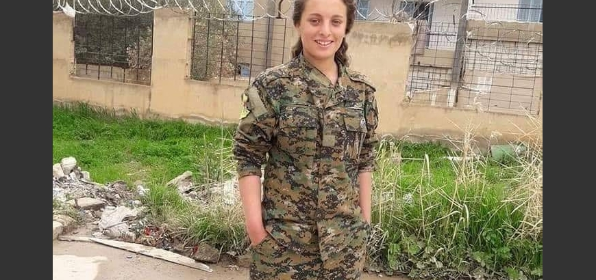 Yara Saleh Latest Victim of PKK Conscription of Minors in Syria
