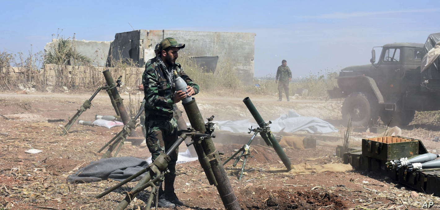 Analysts: New Rebel Offensive May Further Complicate Syria's Conflict