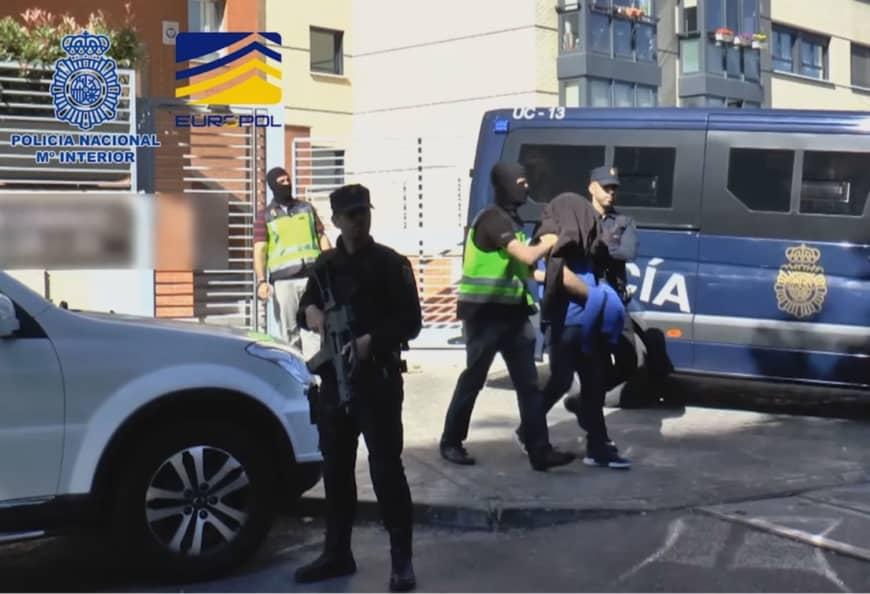 Spain busts gang that helped 'finance al-Qaida militia' in Syria