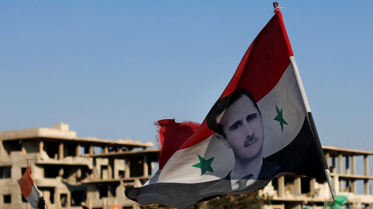 The Land of Opportunity: Who Gains the Most Out of Syria's Civil War?