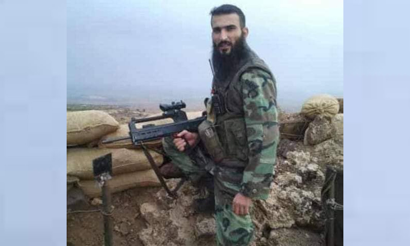 Hezbollah Commander Killed in Damascus Countryside