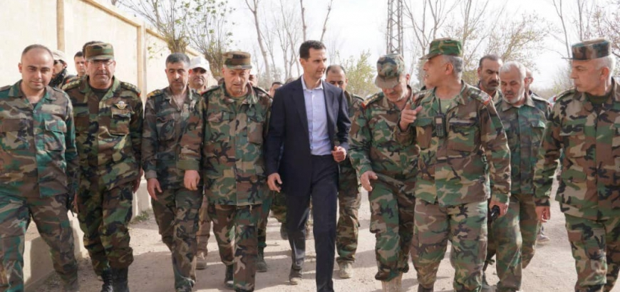 Are Security Changes in Assad Intelligence Agencies a Move Towards Normalization Through Tel Aviv?