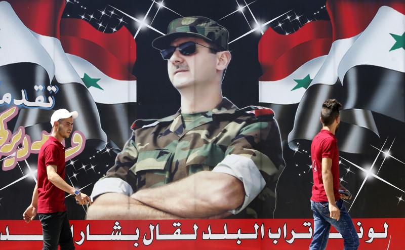 Assad Hasn't Won Anything