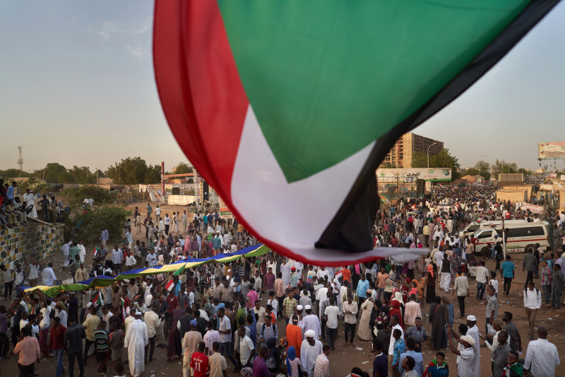 The United States Must Not Repeat Its Syria Mistakes in Sudan