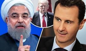 Syria — Between Iran and America