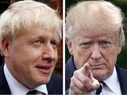 Boris Johnson Will Compete With Trump Over Israel and Iran