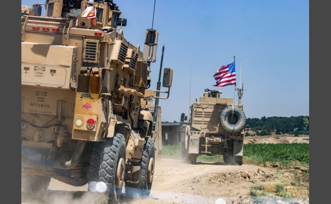 American Disruption in Syria