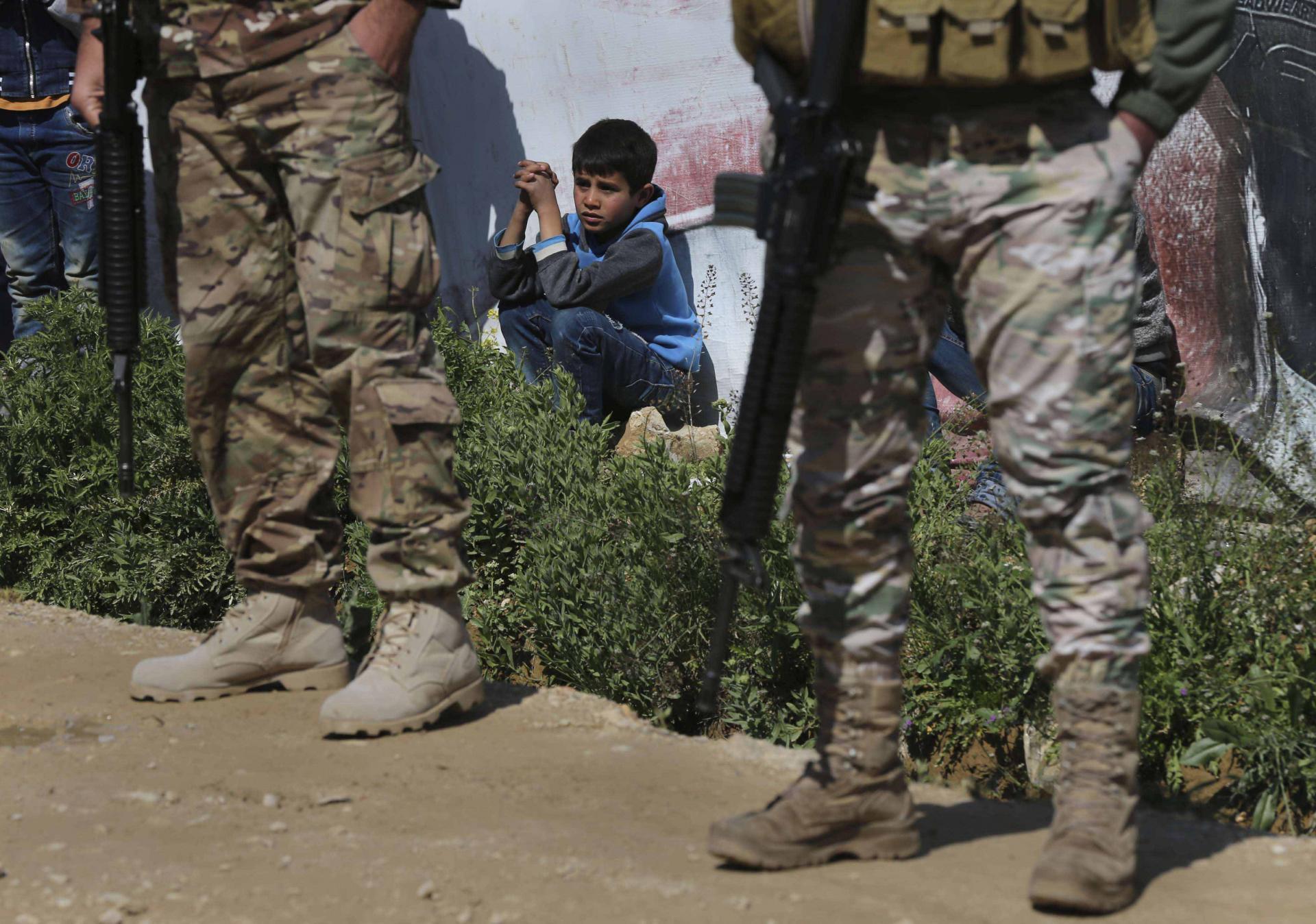 Lebanese Authorities Must Immediately Halt Deportation of Syrian Refugees