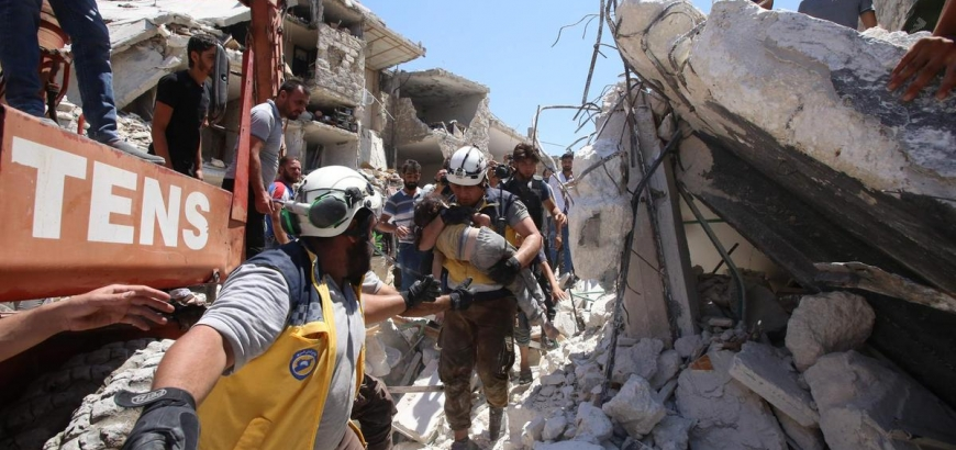 Number of Civilian Casualties in Northwest Syria Continues