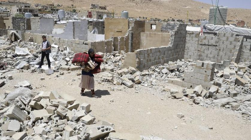 Syria's Neighbors Weary of War Refugees