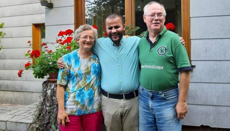 Blind Syrian Refugee Threatened With Deportation From Germany