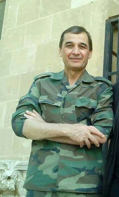 Who's Who: Major General Husam Muhammad Louka