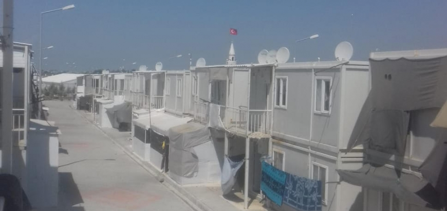 Turkish Authorities Close Refugee Camps - The Syrian Observer