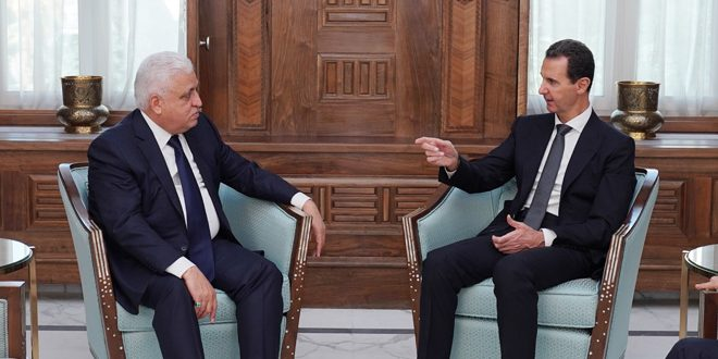 Assad: Erdogan Regime Aggression on Our Country Is Flagrant Invasion to Which Syria Will Respond