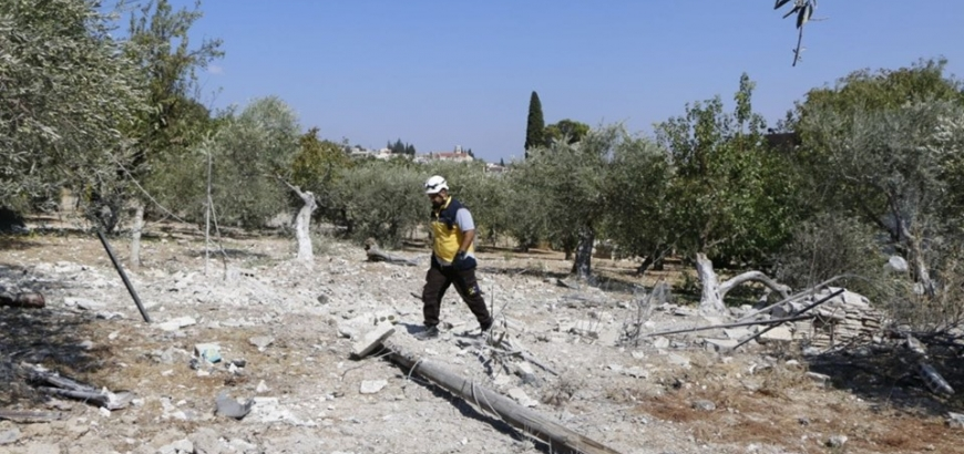 """Regime Violations in Idleb Ongoing Despite Russian """"Truce"""" - The Syrian Observer"""